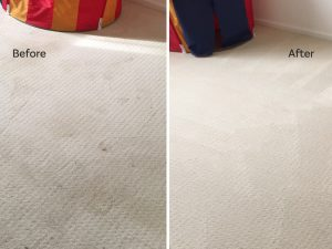 Carpet Cleaning - Before After