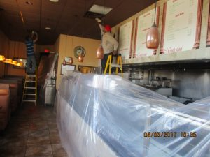 Restaurant Kitchen Cleaning by Induct Clean