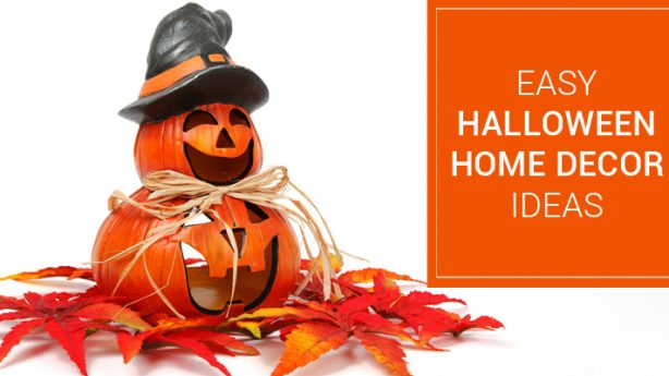 Transform Your Abode into a Spooky Place for Trick-or-Treaters with easy Halloween Home Décor Ideas
