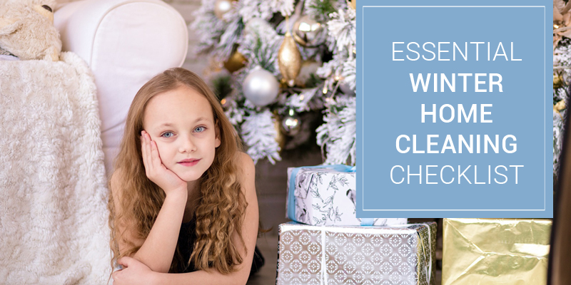 Do not miss this Essential Winter Home Cleaning Checklist