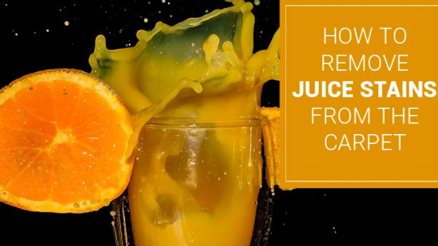 How to Remove fruit Juice Stain from Carpet? – Spot Removal Guide