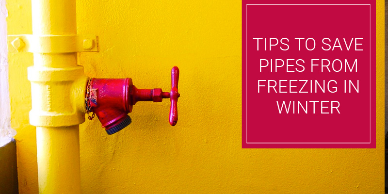 Tips to Keep Your Pipes From Freezing in Harsh Winters