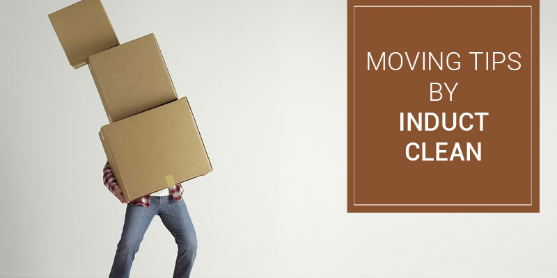 A Complete Moving-Out Checklist by Induct Clean – Carpet Cleaning Company in Philadelphia