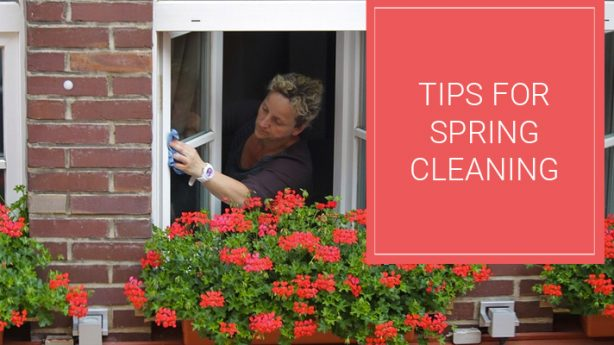Cleaning Routine for Spring